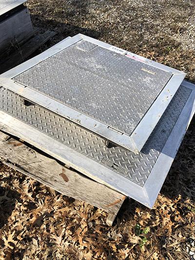 Aluminum Hatch